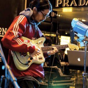 常田大希_KING_GNU_のギター(_Fender_